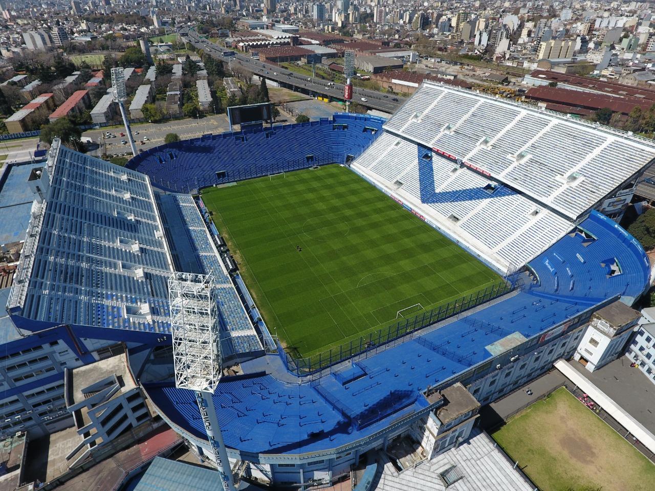 Resultado da imagem para o Estádio José Amalfitani (Veléz)