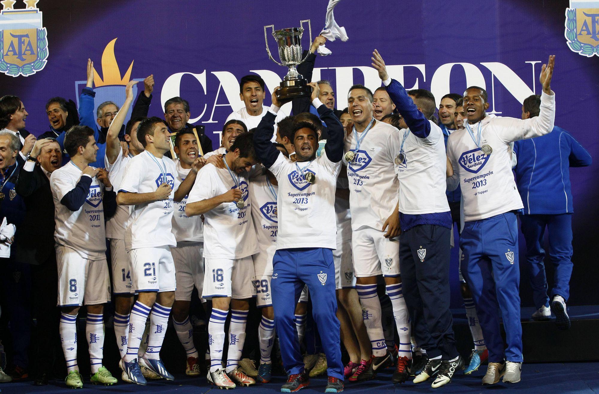 El más campeón / Vélez Sarsfield